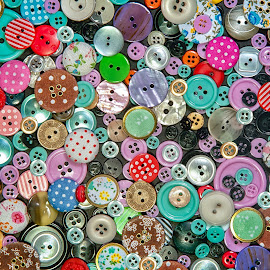 Buttons by Sinisa Mrakovcic - Artistic Objects Other Objects (  )