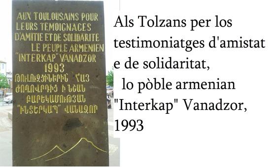 monument de Tolosa 1993
