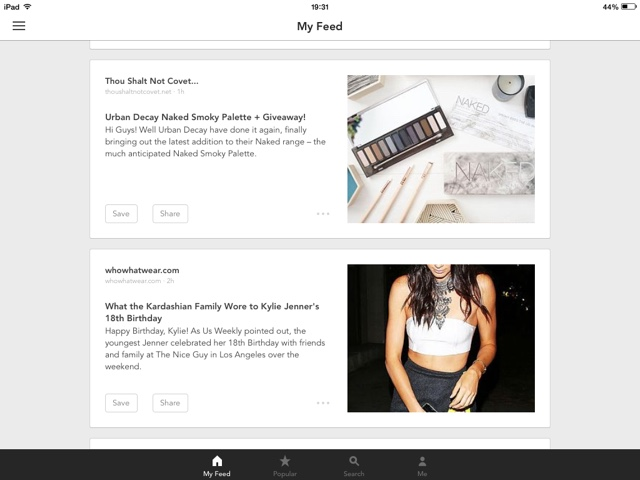The Best Fashion Apps for Men & Women | Source: Bloglovin'