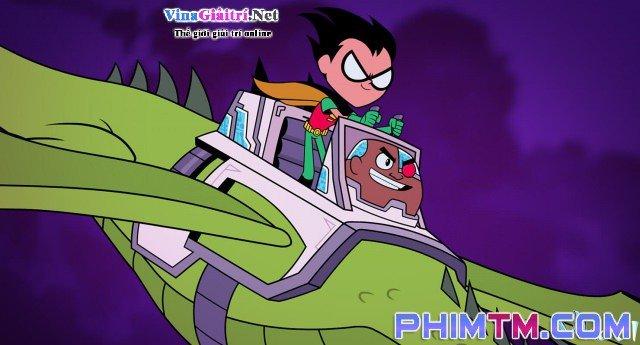 Xem Phim Biệt Đội Siêu Anh Hùng Teen Titans - Teen Titans Go! To The Movies - quevivacorky.com - Ảnh 3