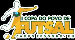 I COPA DO POVO DE FUTSAL - 2015