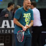 Kvitova's coach David Kotyza