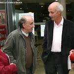 Rosa Gil, José Miguel Moreno, Wolf Moser y Amparo Martínez