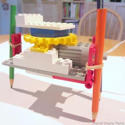 Lego Drawbot