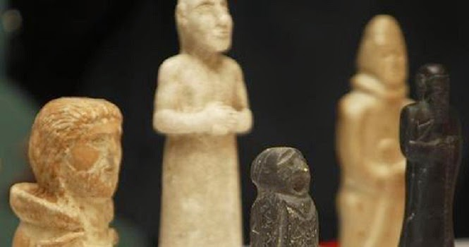 Middle East: Priceless Iraqi artefacts hit black market