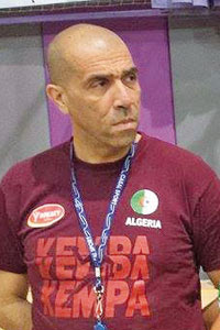 co-entraîneur de l'EN U19 de handball « L'équipe a beaucoup progressé depuis son dernier stage »