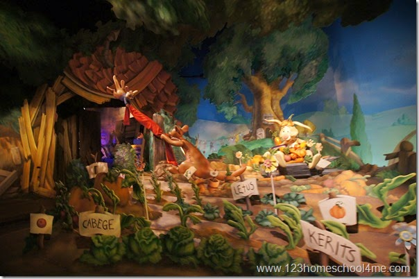 Winnie the Pooh Ride at Magic Kingdom