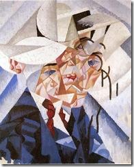 Gino-Severini-Self-portrait