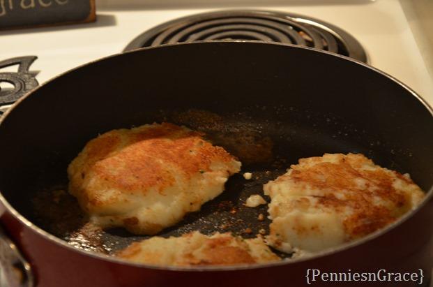 Potato pancakes (2)