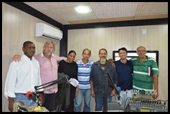 Programa Fala Professor Rádio 560 AM costa do Sol