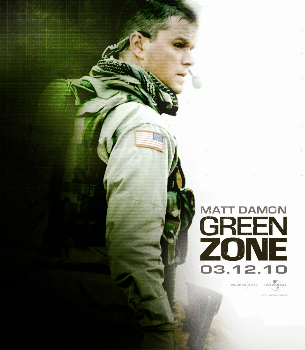 Green Zone (2010) BRRip 300MB Dual Audio Hindi English