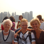 the family in new york in New York City, New York, United States