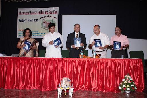DAINANDIN AROGYA GATHA BOOK PUBLICATION BY DR>RANJIT PURANIK