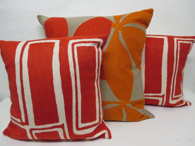 Judy Ross Pillow Trio