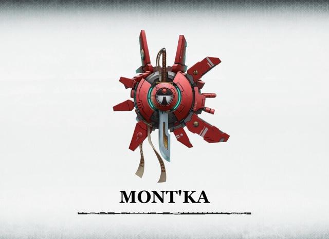 Mont'ka: Segunda parte de la campaña en el Golfo de Damocles