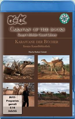 Karawana z ksi��kami Wielb��dzia biblioteka w Kenii / Caravan of the Books (2010) PL.TVRip.XviD / Lektor PL