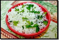 Cilantro Lime Rice - IMG_1658