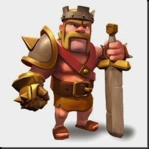 pasukan tidak bisa mati di clash of clans game
