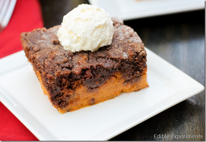 Chocolate Pumpkin Dump Cake from Edible Experiments (14 of 6)