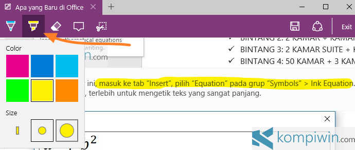 membuat web note 2 5