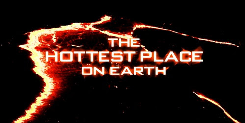 Najgorêtsze miejsce ¶wiata / The Hottest Place On Earth (2009) PL.TVRip.x264 / Lektor PL