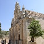Ein Heiligtum: Arkadi Kloster / Святое место: Монастырь Аркади / Μονή Αρκαδίου