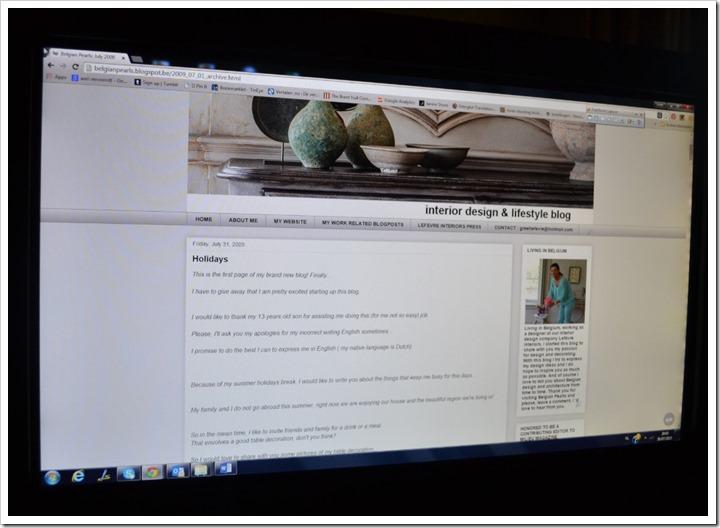 Six Year Blog Anniversary