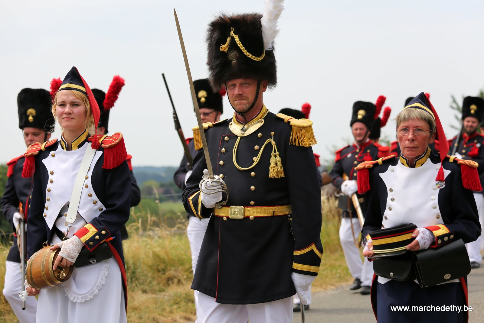 Les Grenadiers