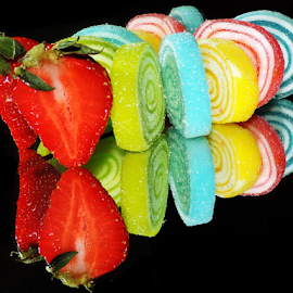 candys with fruits by LADOCKi Elvira - Food & Drink Cooking & Baking ( candys )