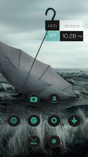 The Grey Umbrella - screenshot