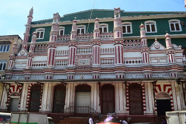 Мечеть, Канди, Шри Ланка