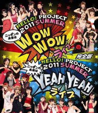 [TV-SHOW] ハロー!プロジェクト – Hello! Project 2011 SUMMER~ ニッポンの未来は YEAH YEAH ライブ ~ (2011/12/14)