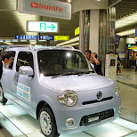 daihatsu at osaka station in Osaka, Osaka, Japan