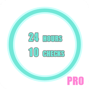 24Hours 10Checks -Pro APK Cracked Download