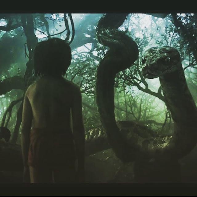 First Official Trailer Of Disney Jungle book Live-Action Staring Lupita Nyong'o And Idris Elba