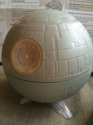 Uncle Milton Star Wars Death Star Planetarium