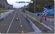 Sebastien Buemi vince la gara a Beijing