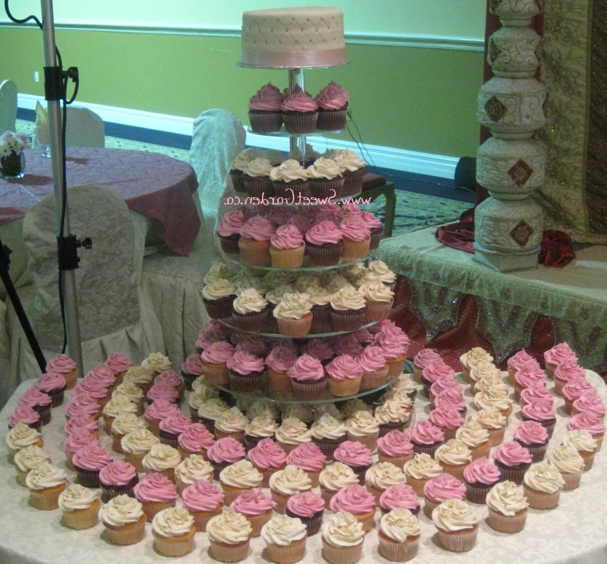 36 - Cupcake Tower