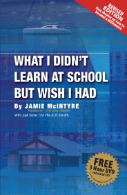 Cover of Jamie Mcintyre's Book What I Did Not Learn At School But Wish I Had