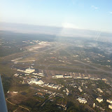Flight Home from Destin, FL - Spring Break 2012 - 03242012 - 01