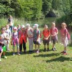Kindergartenjahr 2014/2015 » Ausflug Berglsteinersee