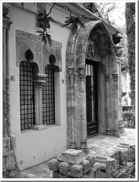 interior casa benlliure portada del convento san francisco