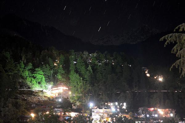 маклеод ганж ночь горы