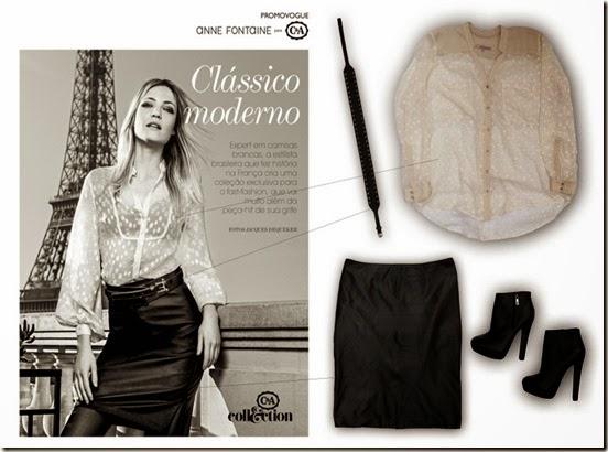 Look Revista Classico Moderno