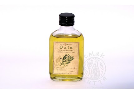 Олія з насіння амаранту