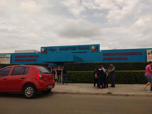 Colégio Bastos Maia, Rua Diogo Mugiatti, 3057 - Boqueirão, Curitiba - PR, 81750-440, Brasil, Colegio_Privado, estado Parana