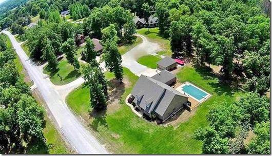 reddick house drone