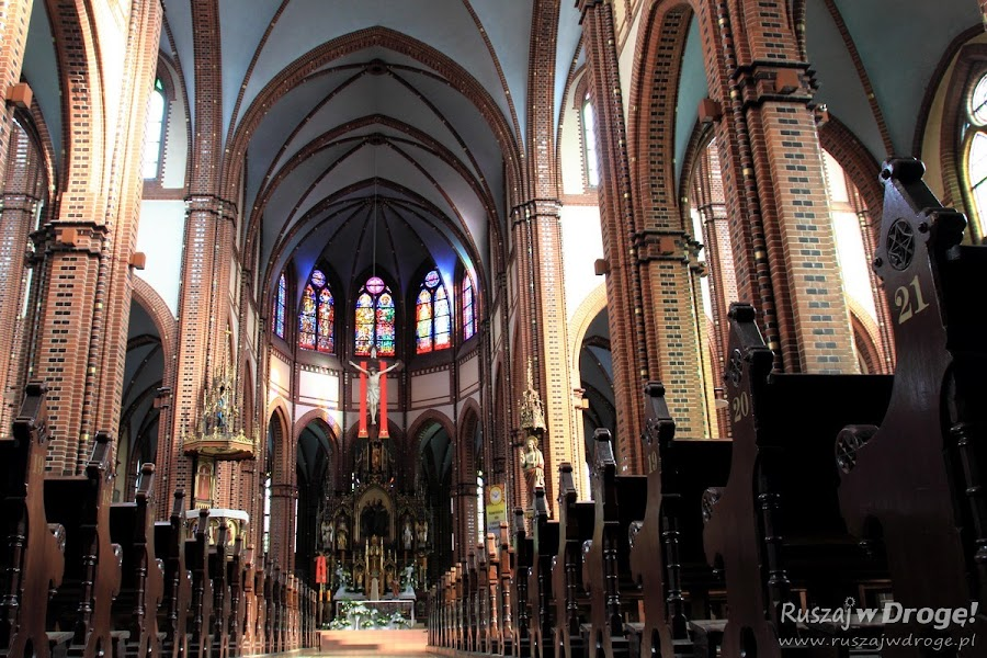Katedra Piotra i Pawła w Gliwicach