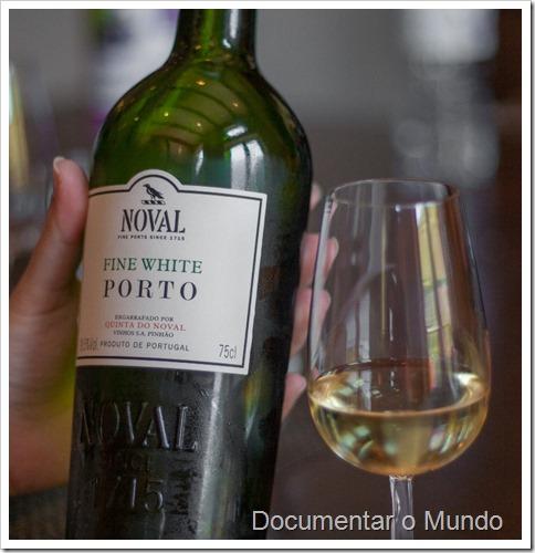 Degustação de vinho do Porto e chocolate no The Vintage House Douro