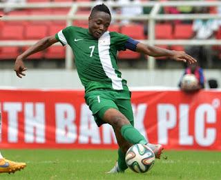 Super Eagles Captain Musa Scores Ahead Of Egypt Cracker